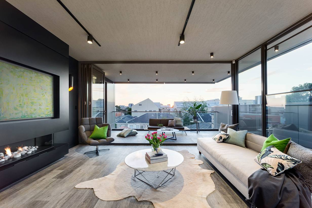 Property Styling for a Modern Apartment
